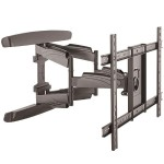Flat-Screen TV Wall Mount - Full Motion - Heavy Duty Steel