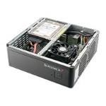 Supermicro SuperServer 1019S-MP - Barebone - Mini-ITX Box PC - Mobile Intel CM236 Express - 1 x Xeon E3-1515MV5 - Iris Pro Graphics P580 - GigE