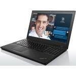"""ThinkPad T560 20FH - Core i5 6200U / 2.3 GHz - Win 7 Pro 64-bit (includes Win 10 Pro 64-bit License) - 4 GB RAM - 500 GB HDD - 15.6"""" 1366 x 768 (HD) - HD Graphics 520 - Wi-Fi, Bluetooth - WWAN upgradable"""