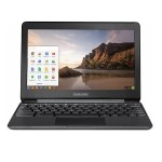 "Chromebook 3 Intel Celeron N3050 Dual-Core 1.60GHz Notebook PC - 4GB RAM, 16GB eMMC, 11.6"" LED, 802.11ac, Bluetooth 4.0 - Black (Open Box Product, Limited Availability, No Back Orders)"