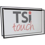 Touch Screen Overlay for Samsung DB48D/E, DM48D/E, DH48D/E (Open Box Product, Limited Availability, No Back Orders)