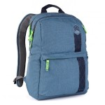 "BANKS 15"" Laptop Backpack - China Blue"