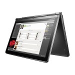 "ThinkPad Yoga 11e 20HU - Flip design - 7th Gen Intel Core i3 7100U / 2.4 GHz - Win 10 Pro 64-bit - 8 GB RAM - 256 GB SSD TCG Opal Encryption 2 - 11.6"" IPS touchscreen 1366 x 768 (HD) - HD Graphics 620 - Wi-Fi - graphite black"