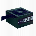 CX Series CX450M - 450W 80 PLUS Bronze Certified Modular ATX PSU (2015 Edition)