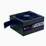 CX Series CX750 - 750 Watt 80 PLUS Bronze Certified ATX PSU