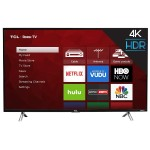 43-Inch 4K Ultra HD Roku Smart LED TV