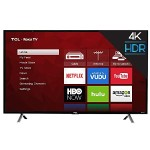 49-Inch 4K Ultra HD Roku Smart LED TV