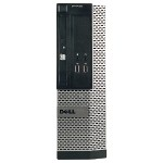 OptiPlex 3010 Intel Core i5-3470 Quad-Core 3.20GHz Small Form Factor PC - 8GB RAM, 2TB HDD, DVD, Gigabit Ethernet - Refurbished
