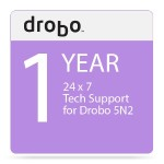 1-Year DroboCare Renewal Warranty for the Drobo 5N2