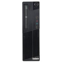 Lenovo ThinkCentre M82 Intel Core i5-3470 Quad-Core 3.20GHz  Small Form Factor Desktop - 4GB RAM, 250GB HDD, DVD, Gigabit Ethernet - Refurbished RB-720089830144