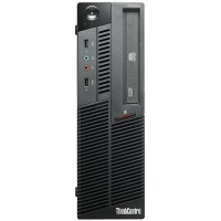 Lenovo ThinkCentre M90 Intel Core i5-650 Dual-Core 3.20GHz Small Form Factor PC - 8GB RAM, 250GB HDD, DVD, Gigabit Ethernet - Refurbished RB-720089830212