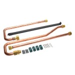 Top Pipe Installation Kit for SRCOOL60KCW
