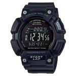 Tough Solar Runner's Watch - Black