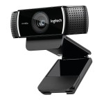 C922x Pro Stream Webcam – Full 1080p HD Camera – Background Replacement Technology for YouTube or Twitch Streaming