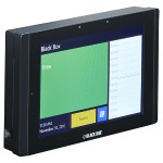 "IN-SESSION Room Scheduler 7"" On-Wall - Room manager - wired - 10/100 Ethernet"