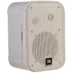 Control 1 Pro Two-Way Professional Compact Loudspeaker System - White