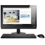 ThinkCentre M910z 10NR - All-in-one - with UltraFlex II Stand - 1 x 7th Gen Intel Core i7 7700 / 3.6 GHz - RAM 8 GB - SSD 256 GB - TCG Opal Encryption, NVMe - DVD-Writer - HD Graphics 630 - GigE - WLAN: 802.11a/b/g/n/ac, Bluetooth 4.1 - Win 10 Pro 64-bit