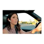 Explorer 500 - Headset - ear-bud - over-the-ear mount - wireless - Bluetooth - white grid