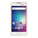 Dash G D490U Unlocked GSM Quad-Core Phone - Gold