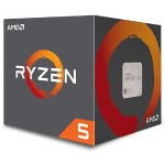 Ryzen 5 1400 - 3.2 GHz - 4 cores - 8 threads - 10 MB cache - Socket AM4 - Box