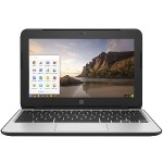 "HP Inc. Chromebook 11 G4 Intel Celeron Dual-Core N2840 2.16GHz - 2GB RAM, 16GB SSD, 11.6"" LED HD, 802.11a/b/g/n/ac, Bluetooth, TPM, Webcam, 3-cell 36 WHr Li-ion P0B79UT#ABL"