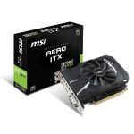 GeForce GTX 1050 Ti AERO ITX 4G OC