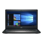 "Latitude 3480 - Core i5 7200U / 2.5 GHz - Win 10 Pro 64-bit - 8 GB RAM - 500 GB HDD - 14"" 1366 x 768 (HD) - HD Graphics 620 - Wi-Fi, Bluetooth - BTP"