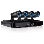 Night Owl AHD7-841 8-Ch 4cam 720p 1TB DVR - Refurbished