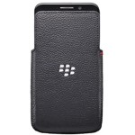 Leather Pocket Case for Z30 - Retail Packaging - Black