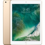iPad Wi-Fi 32GB with Engraving - Gold