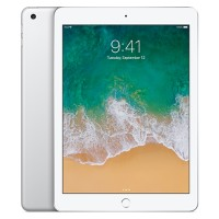 Apple iPad Wi-Fi 128GB with Engraving - Silver MP2J2LL/A
