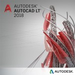 AUTOCAD LT 2018 COMMERCIAL NEW SINGLE-USER ELD ANN