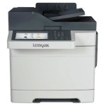 CX517de Multifunction Color Laser Printer