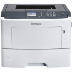 MS617dn - Printer - monochrome - Duplex - laser - A4/Legal - 1200 x 1200 dpi - up to 50 ppm - capacity: 650 sheets - USB 2.0, Gigabit LAN, USB 2.0 host