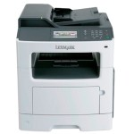 MX417de Multifunction Mono Laser Printer