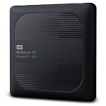 My Passport Wireless Pro - Network drive - 4 TB - HDD 4 TB x 1 - RAM 512 MB - USB 3.0 / 802.11ac