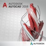 AutoCAD 2018 Commercial Single User License, Windows