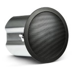 "Two-Way 6.5"" Coaxial Ceiling Loudspeaker - Black"