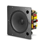 "12"" Coaxial Ceiling Loudspeaker with HF Compression Driver"