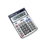 HS-1200TS - Desktop calculator - 12 digits - solar panel, battery