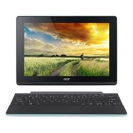 "Aspire Switch 10 E SW3-013-14M2 - Tablet - with keyboard dock - Atom Z3735F / 1.33 GHz - Win 8.1 with Bing 32-bit - 2 GB RAM - 64 GB eMMC - 10.1"" IPS touchscreen 1280 x 800 - HD Graphics - black (Open Box Product, Limited Availability, No Back Orders)"