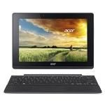 "Aspire Switch 10 E SW3-016-13VA - Tablet - with keyboard dock - Atom x5 Z8300 / 1.44 GHz - Win 10 Home 64-bit - 2 GB RAM - 64 GB eMMC - 10.1"" IPS touchscreen 1280 x 800 - HD Graphics - gray, black (Open Box Product, Limited Availability, No Back Orders)"