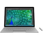 "Surface Book - Tablet - with detachable keyboard - Core i5 6300U / 2.4 GHz - Win 10 Pro 64-bit - 8 GB RAM - 256 GB SSD - 13.5"" touchscreen 3000 x 2000 - HD Graphics 520 - Wi-Fi - silver - kbd: English - North America - commercial (Open Box Product, Limite"