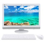 "Chromebase DC221HQ Cwmircz NVIDIA Tegra 2.10GHz All-in-one PC - 4GB RAM, 16GB SSD, 21.5"" Full HD, IEEE 802.11a/b/g/n, Bluetooth 4.0, Chrome OS (Open Box Product, Limited Availability, No Back Orders)"