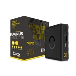 ZBOX E Series MAGNUS EN1070K - Barebone - mini PC - 1 x Core i5 7500T / 2.7 GHz - GF GTX 1070 - GigE - WLAN: 802.11b/g/n/ac, Bluetooth 4.2