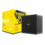 MAGNUS EN1080K Intel Core i7-7700 Quad-Core 3.60GHz Mini PC - 2x DDR4-2400/2133 SODIMM Slots (up to 32GB), M.2 PCIE x4/SATA SSD slot (22/42,22/60,22/80), NVIDIA GeForce GTX 1080 w/ 8GB GDDR5x, Wi-Fi, Bluetooth 4.2