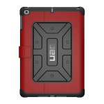 Metropolis Case for iPad 9.7 (2017) - Magma Red