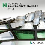 Navisworks Manage 2018 Commercial New Single-user ELD Annual Subscription with Advanced Support SPZD
