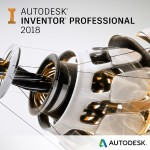 Inventor Professional 2018 Commercial New Single-user ELD Annual Subscription with Advanced Support SPZD