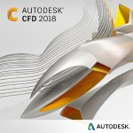 CFD Design Study Environment 2018 Commercial New Multi-user ELD 3-Year Subscription with Advanced Support SPZD